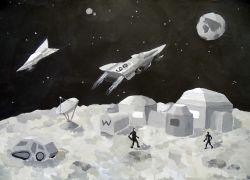 Космонавты_1