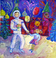 Космонавты_26