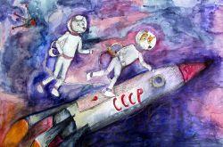 Космонавты_28