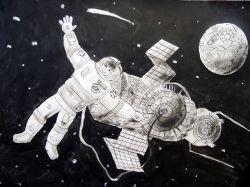 Космонавты_2