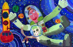 Космонавты_38