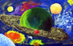 Космический пейзаж_12