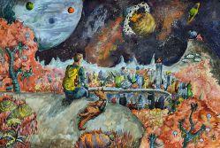 Космический пейзаж_21