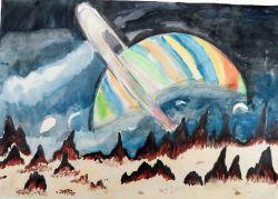 Космический пейзаж_24