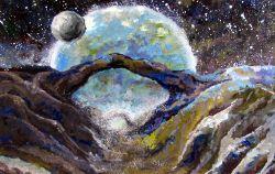 Космический пейзаж_2