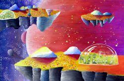 Космический пейзаж_4