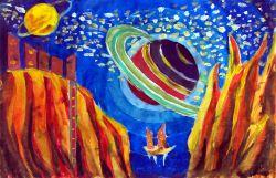 Космический пейзаж_9